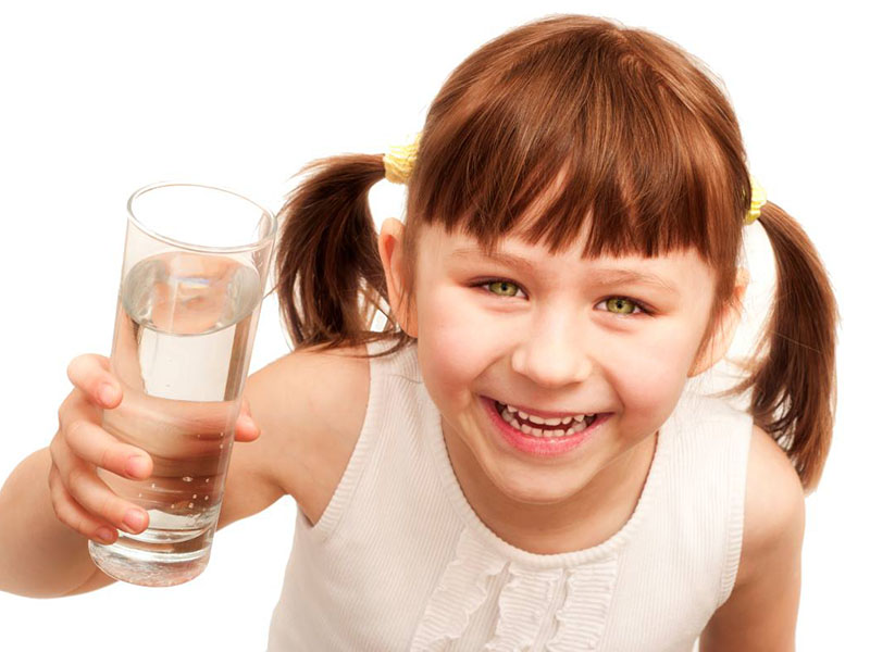water hydration for children